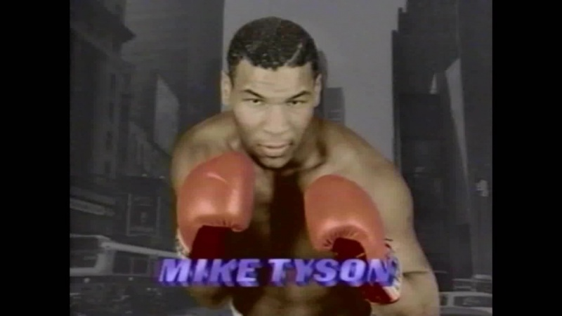 Mike Tyson - Mitch Green Майк Тайсон - Митч Грин