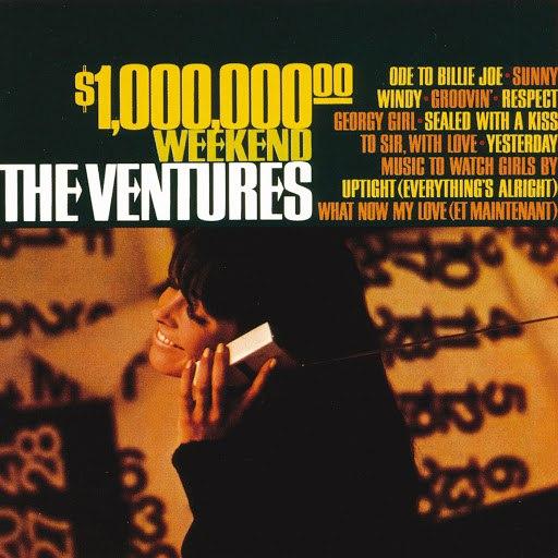 The Ventures альбом $1,000,000 Weekend