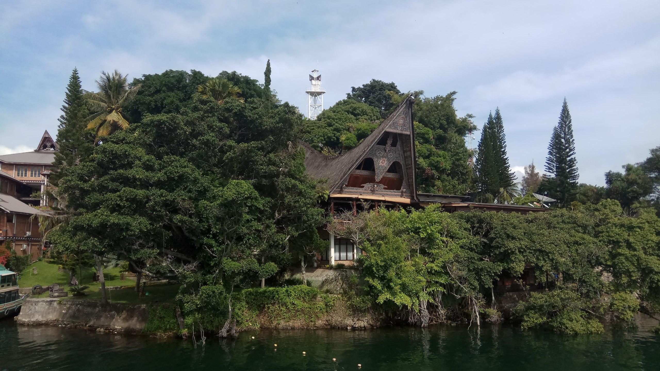 озеро тоба суматра супер вулкан