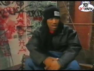 Redman - Freestyle [Yo!Mtv Raps 1994]