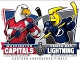 NHL 17-18. SC FINAL EAST G2. 13.05.18. WSH - TBL Евроспорт.