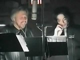 Barry Gibb &amp Michael Jackson - All In Your Name - ( Alta Calidad ) HD