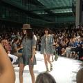 Mary Leest on Instagram John Galliano fashion show in #PFW #PFWSS15 #pariswashionweek #johngalliano