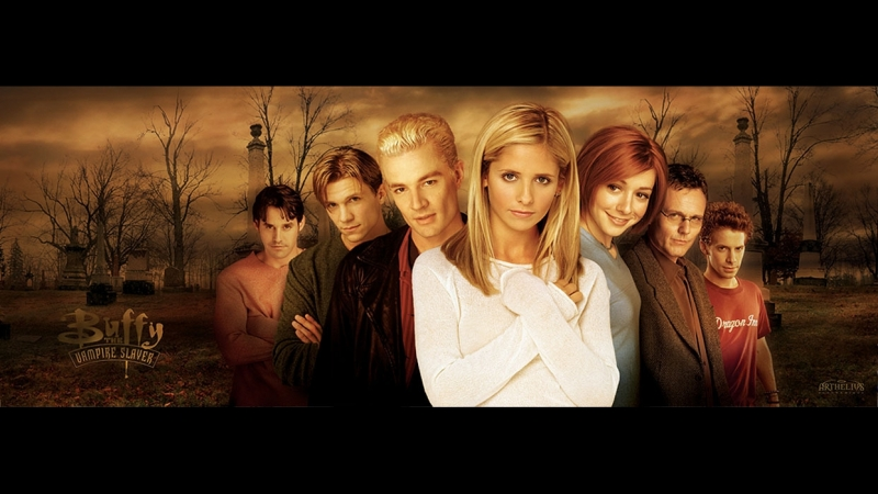 Баффи – истребительница вампиров / Buffy the Vampire Slayer / 4 сезон / серии 17 по 22
