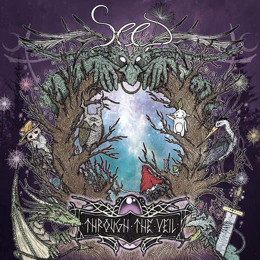 Seed альбом Through the Veil