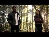 Lucifer Episode 2x08 Maze, Lucifer &amp Amenadiel at Uriels grave. (Part 2)