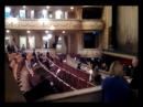 Оперный театр г Екатеринбург Вид изнутри