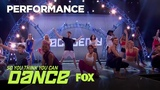 The Group Dance Wows The Judges Season 15 Ep. 6 SO YOU THINK YOU CAN DANCE