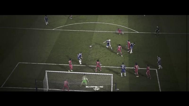 Гари Кэхилл пробивает ворота Сиригу | Abutalipov | vk.comnice_football