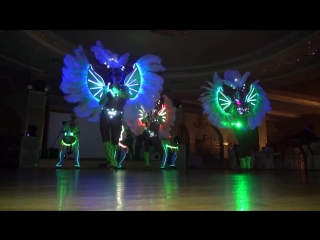 balet.Svetovoe shoy