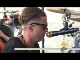 Apologize - One Republic performs Live on Today Show 13 4 07 2018 телешоу Today Нью-Йорк , США.