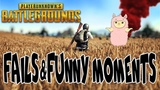Funny But Low FPS Moments In P.U.B.G. #2 (PLAYERUNKNOWN'S BATTLEGROUNDS)