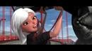 HD Монстры против пришельцев ( мультфильм, 2009 ) момент 8 Cражение на мосту часть 2