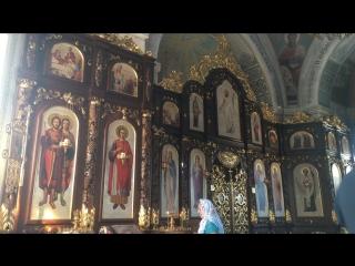 Божественная литургия, Храм в честь святителя Иоанна Златоуста на жилмассиве «Золотые Ключи»