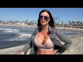 Bang Real Milfs - Jasmine Jae Is A Uk Beauty That Wants To Experience American Dick