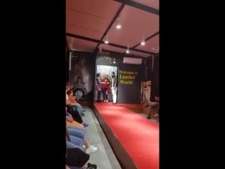 Leather Factory Show/ Fashion Show / фабрика  Кожи / Показ Мод