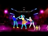 Just Dance 2014 - I Kissed A Girl _ On Stage