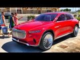 750 л.с. Mercedes-Maybach - ПЕРВЫЙ В МИРЕ ТЕСТ на дорогах города! Ultimate Luxury. Обзор. AMG.