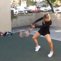 Kaylee Bryant on Instagram Carrie and Kaylee play Tennis. Written, produced, shot by, and starring @carriewampler