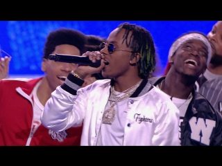 "Rich the Kid - ""New Freezer"" (Nick Cannon Presents Wild 'N Out)"