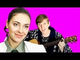 Простая и Красивая мелодия на гитаре для Начинающих