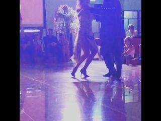 Momentos 4, 4/5 Mariano Chicho Frumboli   with Carolina Giannini   -Catania Tango Weekend- 29-30.06.2018 Night Milonga
