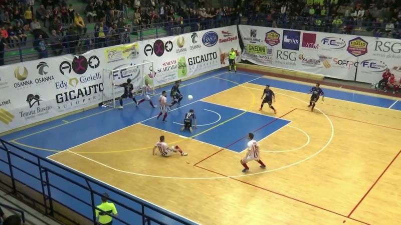 Italy League - Round 22 - Axed Group Latina 3x3 Polisportiva Feldi Eboli