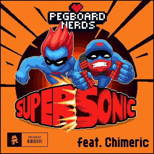 Pegboard Nerds альбом Supersonic (feat. Chimeric)