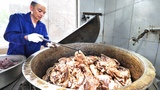 WOWWW!!! EXTREME 500 KG Lamb TUB + INSANE Street Food in China Going DEEP for Chinese Street Food!