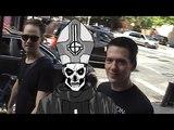 Rare Unmasked Footage of GHOST Members Rock Feed