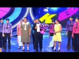 Раисы - Музыкальный Фристайл | КВН. Высшая лига 2017 - Первый полуфинал