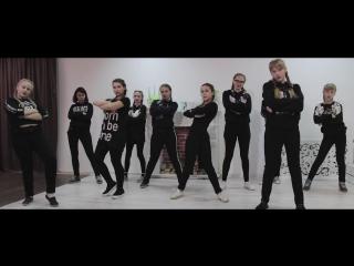 Trini dem girl choreo by ljubava_d/hip-hop begginers