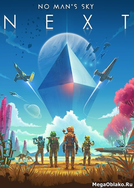 No Man's Sky NEXT (2018/RUS/ENG/MULTi14)