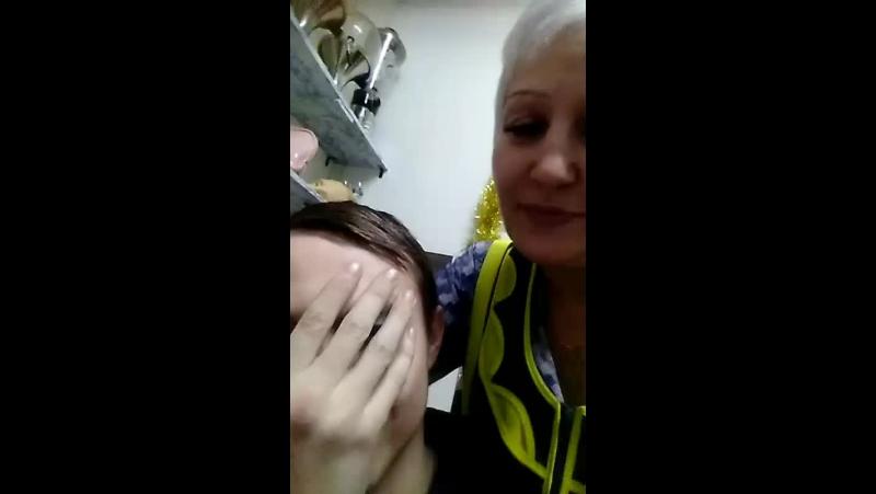 Мариночка Гайнова - Live