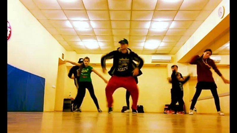 Hip-hop freestyle from FYT/DSF