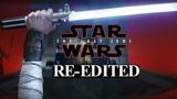 The Last Jedi Throne Room Scene (RE-EDITED w Duel Of Fates OST)