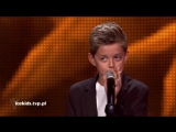 Eryk Waszczuk When a Man Loves a Woman Blind Audition The Voice Kids Poland