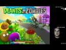 Прохождения Plants vs Zombies