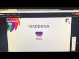Чемпионат МИРА 09.06.2018-Мадонна
