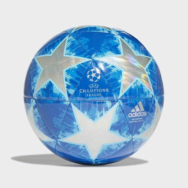 Футбольный мяч Finale 18 Top Capitano