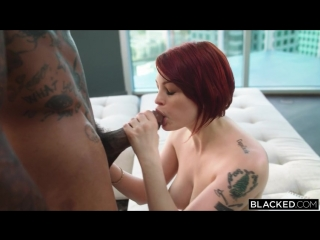 Bree Daniels [Cumshot, Doggystyle, First Interracial, Reverse Cowgirl, Prone Bone, Pussy Licking, Hairy Bush, Interracial]