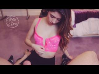 Robin Mae - Your Dick Is Nicer Than My Boyfriends (Sex, Amateur, Teen, Webcam, Masturbation, Dildo, Fap)(Natural Girls Porno)