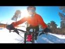 MTB IN A SNOWPARK- Take a fun downhill ride -wMartin Söderström.