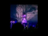 I don't smoke (Live @ LA To The Moon Tour Palacio Vistalegre)