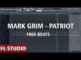 FREE Best Beat HIP HOP TRAP 2018 MARK GRIM prod - PATRIOT
