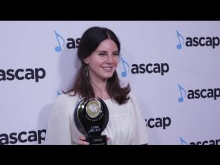 Lana Del Rey   2018 ASCAP Pop Music Awards