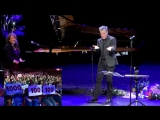 Bruno Pelletier - Bring him home (Les Miserables) - (live in Moscow, 06.11.2017) with photo