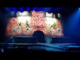 Cirque du soleil Екатеринбург 2018