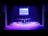 концерт школы танца Impulse 1 танец ( год 2018)