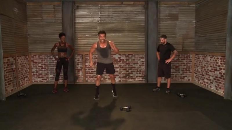 Mike Donavanik HIIT 30 Workout 1